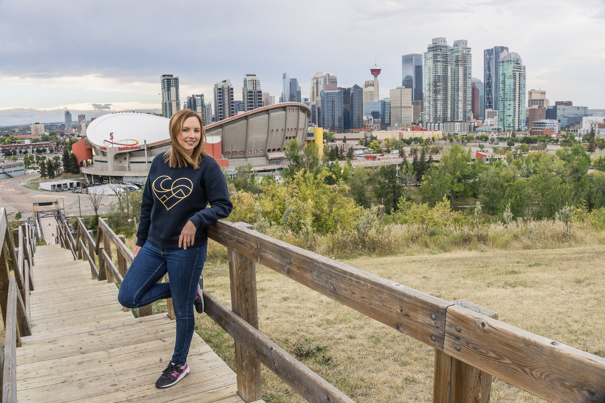 Najlepsza strona połączenia Calgary